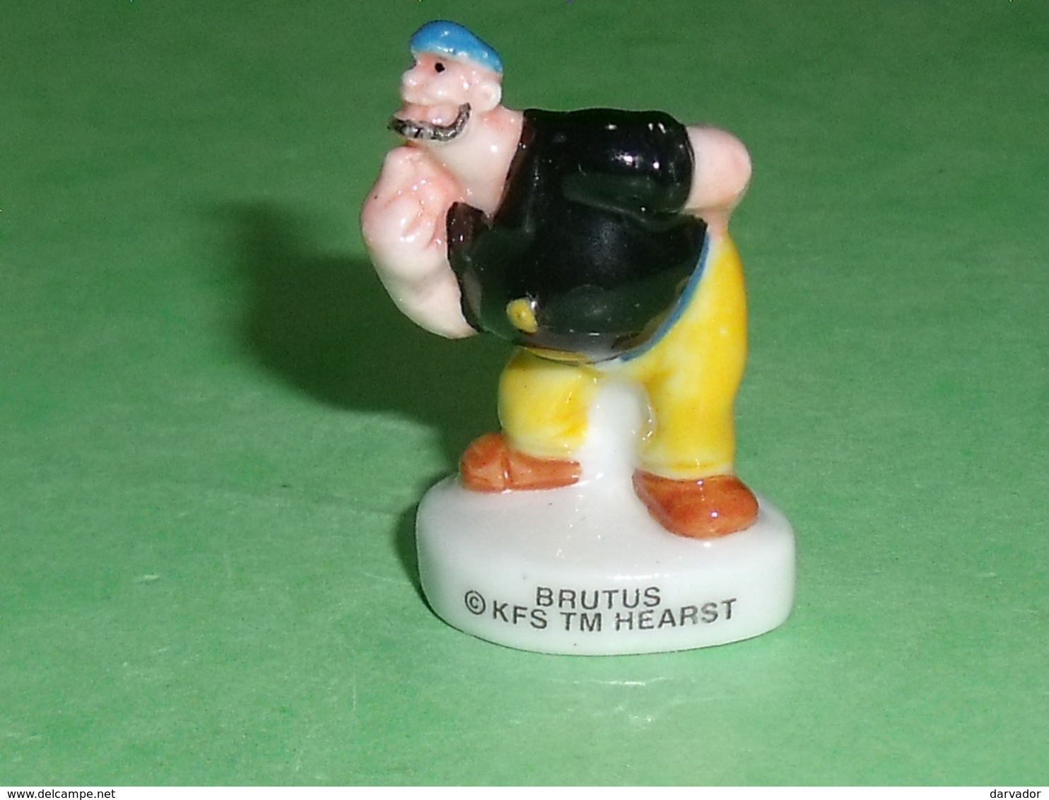 Fèves / Film / BD / Dessins Animés : Popeye , Brutus , 2011 T47 - Cartoons