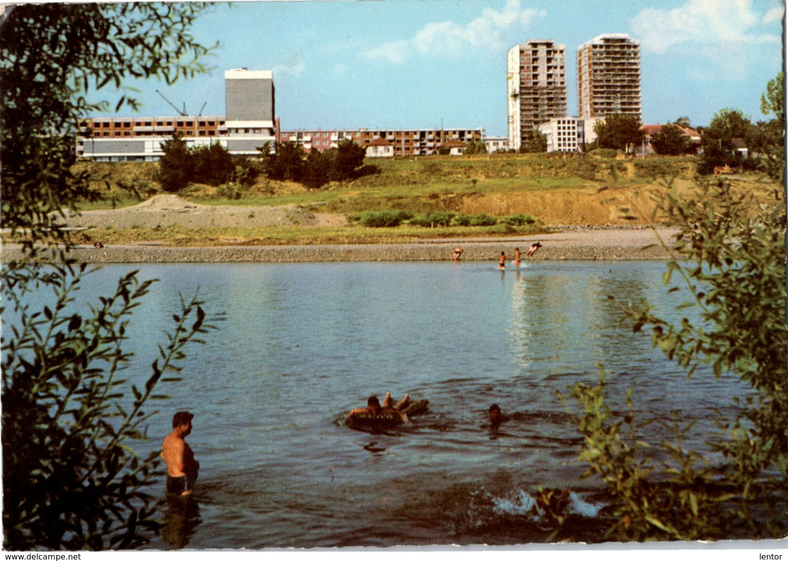 Kt 052 / Kraljevo, Ibar River - Serbia