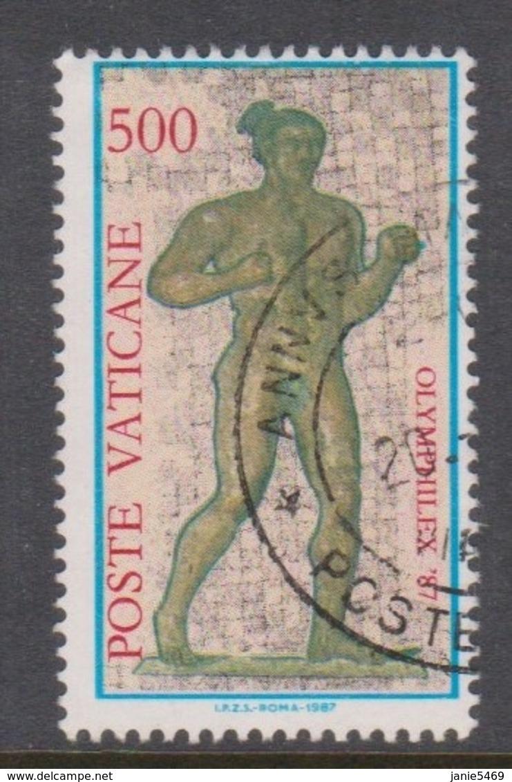 Vatican City S 825 1987 Olimphilex .500 Lire Used - Vaticano (Ciudad Del)
