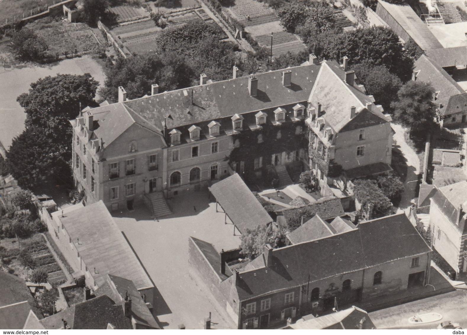 La Ferté-Bernard.  Pensionnat Saint-Jean - La Ferte Bernard