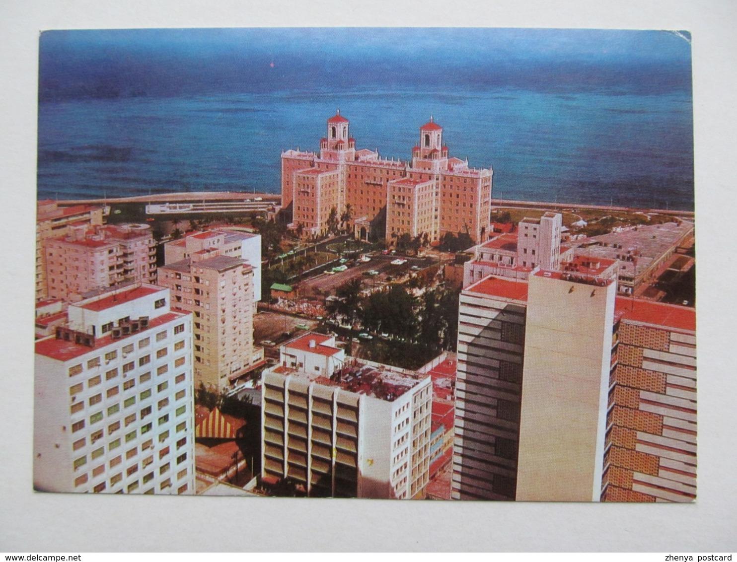 Cuba Havana Aerial View - Cuba