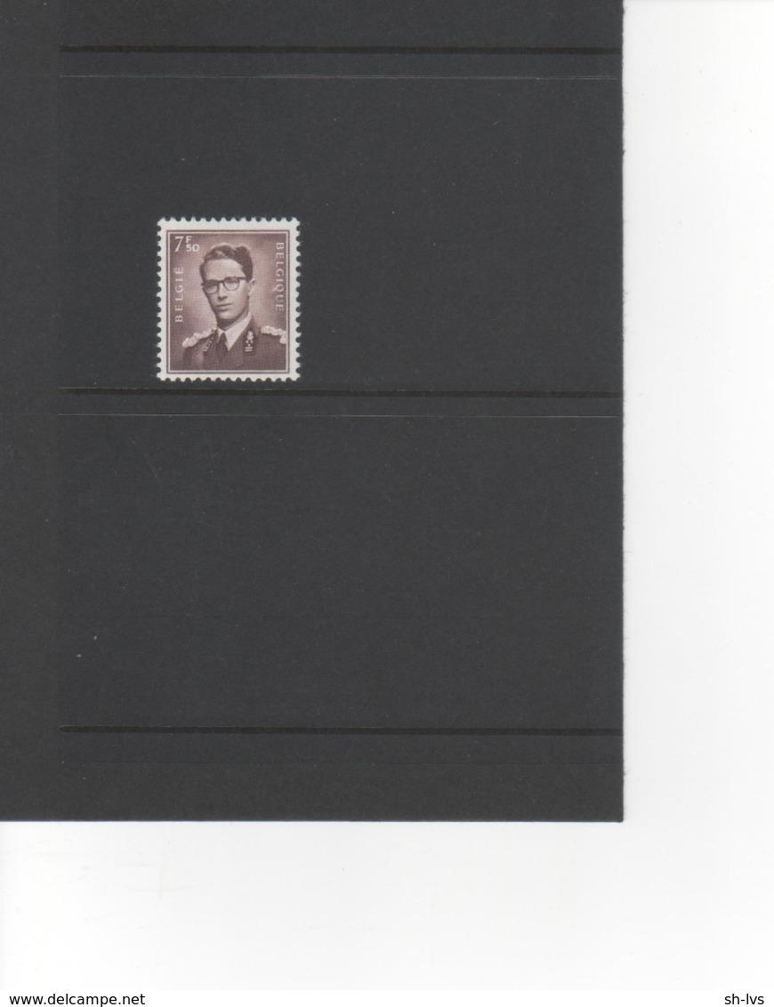 BELGIE - 1958 - KONING BOUDEWIJN - TYPE MARCHAND NR 924 - Belgium