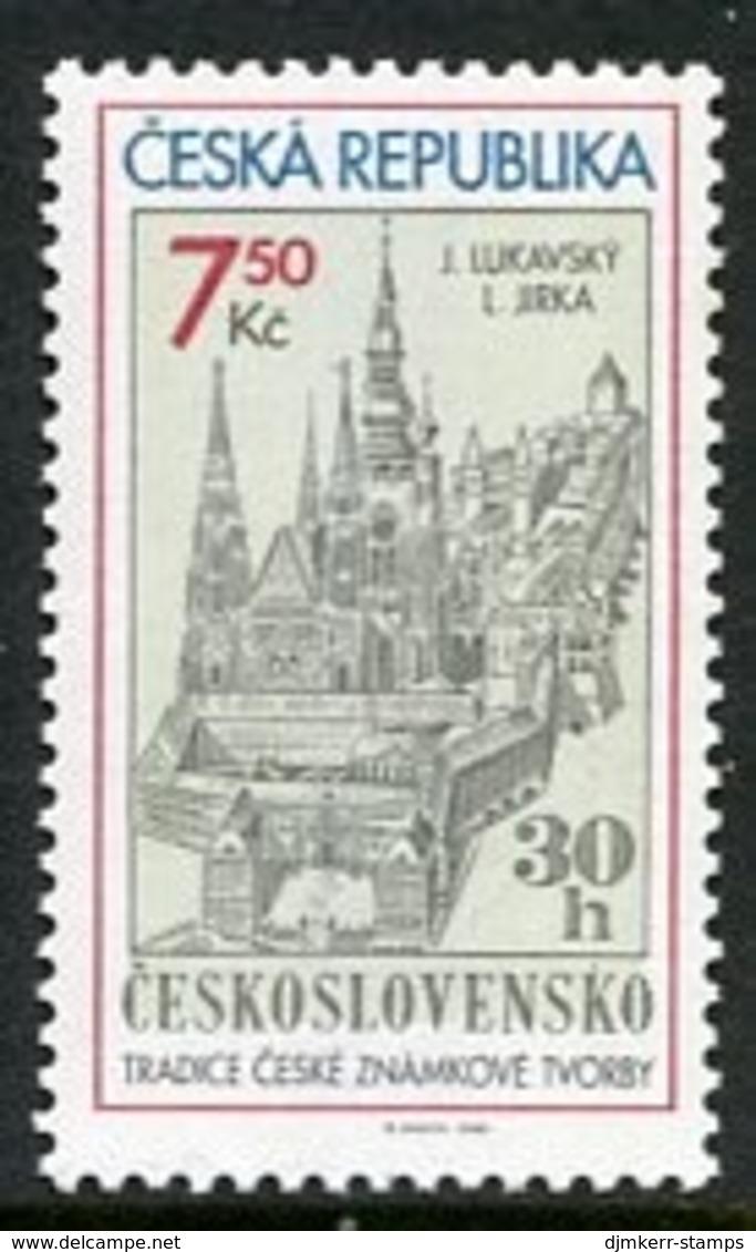 CZECH REPUBLIC 2006 Stamp Day MNH / **.  Michel 456 - República Checa