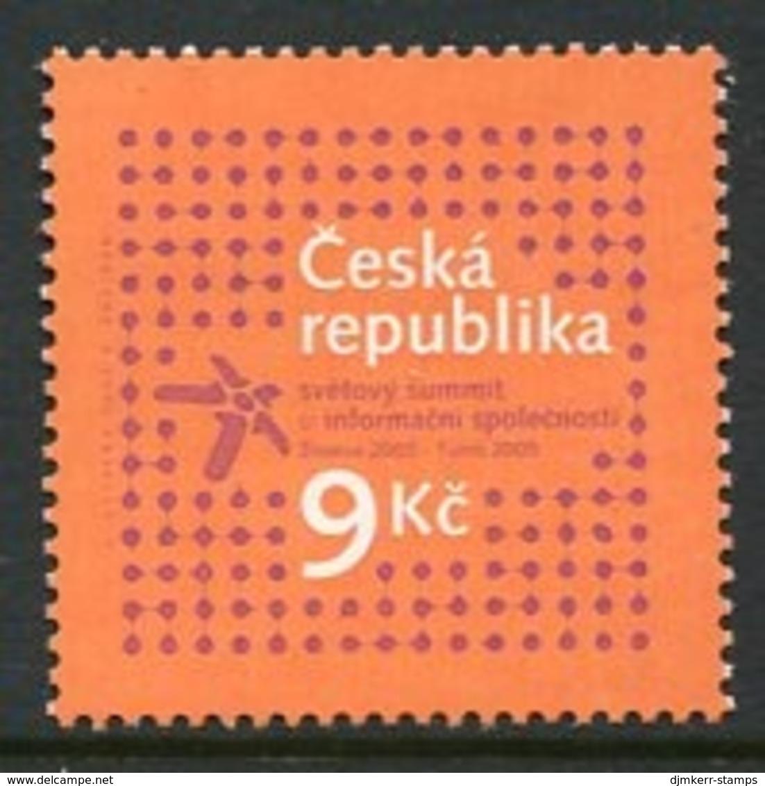 CZECH REPUBLIC 2005 Tunis Information Summit MNH / **.  Michel 449 - Tchéquie