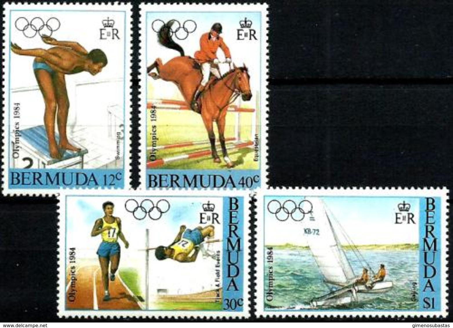 Bermudas Nº 443/46 En Nuevo - Bermudas