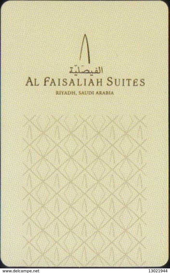 ARABIA SAUDITA KEY HOTEL  Al Faisaliah Suites -     Riyadh - Hotelkarten