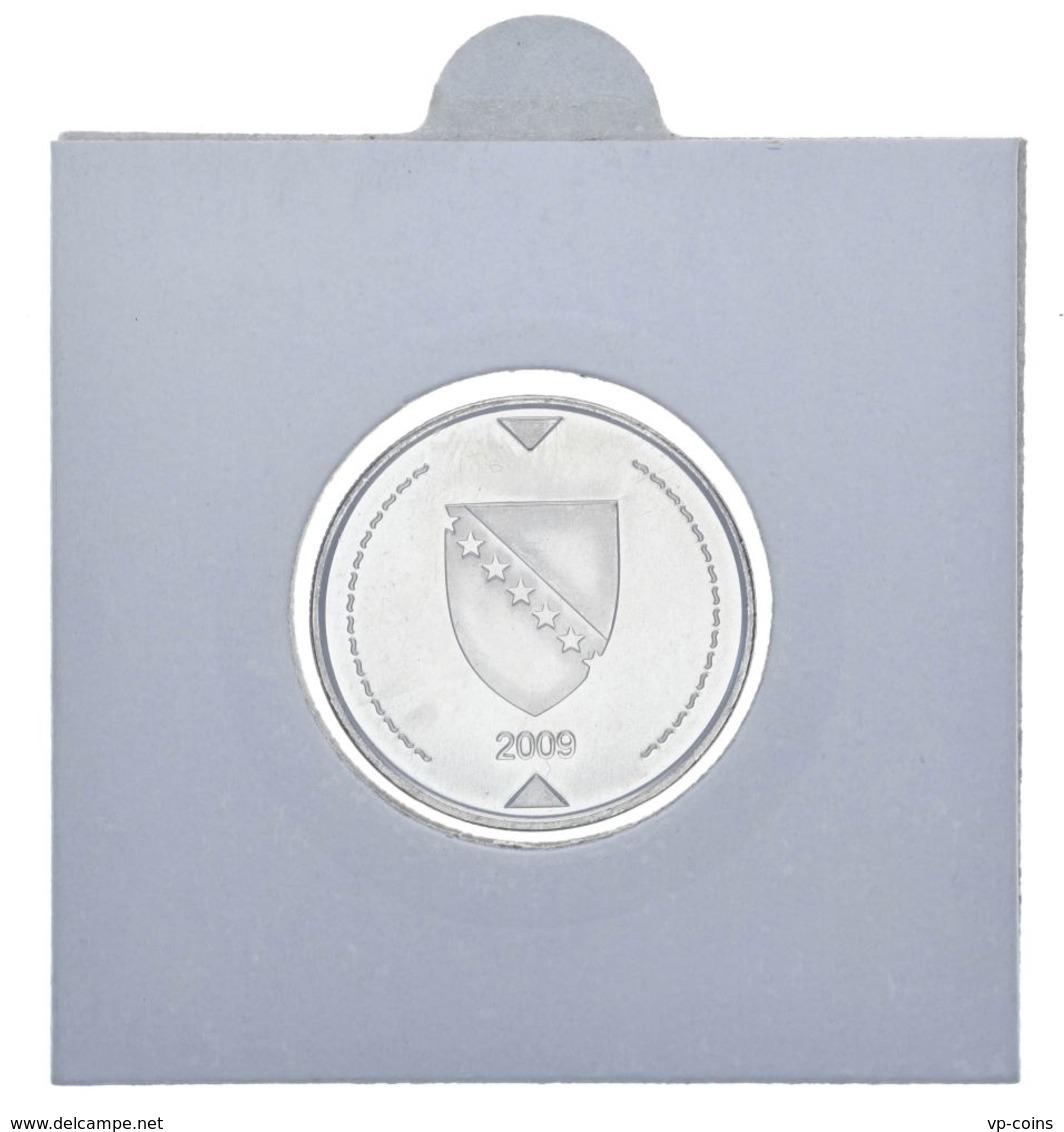 Bosnia And Herzegovina 1 Mark 2009 UNC - Bosnia And Herzegovina
