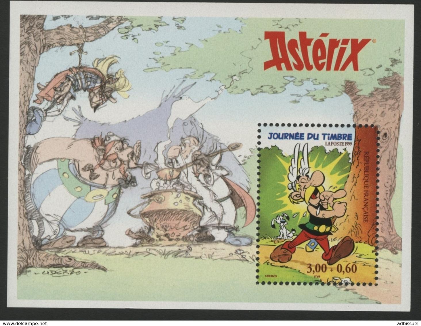 """BF 22 """"Astérix / Journée Du Timbre"""". Neuf Sans Charnière **. TB - Blocchi & Foglietti"""