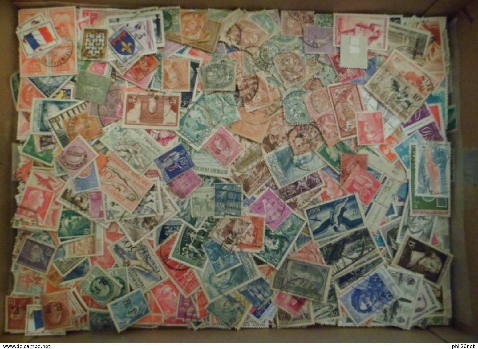 Lot Exceptionnel 50 000 Euros Cote Garantie  150 000 Problable 60 Ans D'accumulation Monde Entier  * * / */(*) O   B/TB - Timbres
