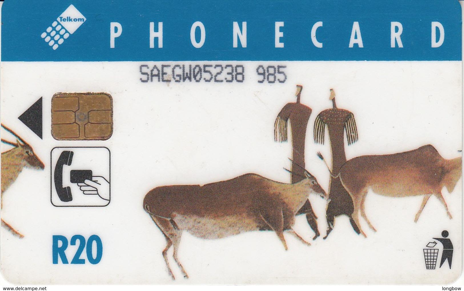 South Africa - 24 - Large Herd 1 - CP SAEGW - Afrique Du Sud