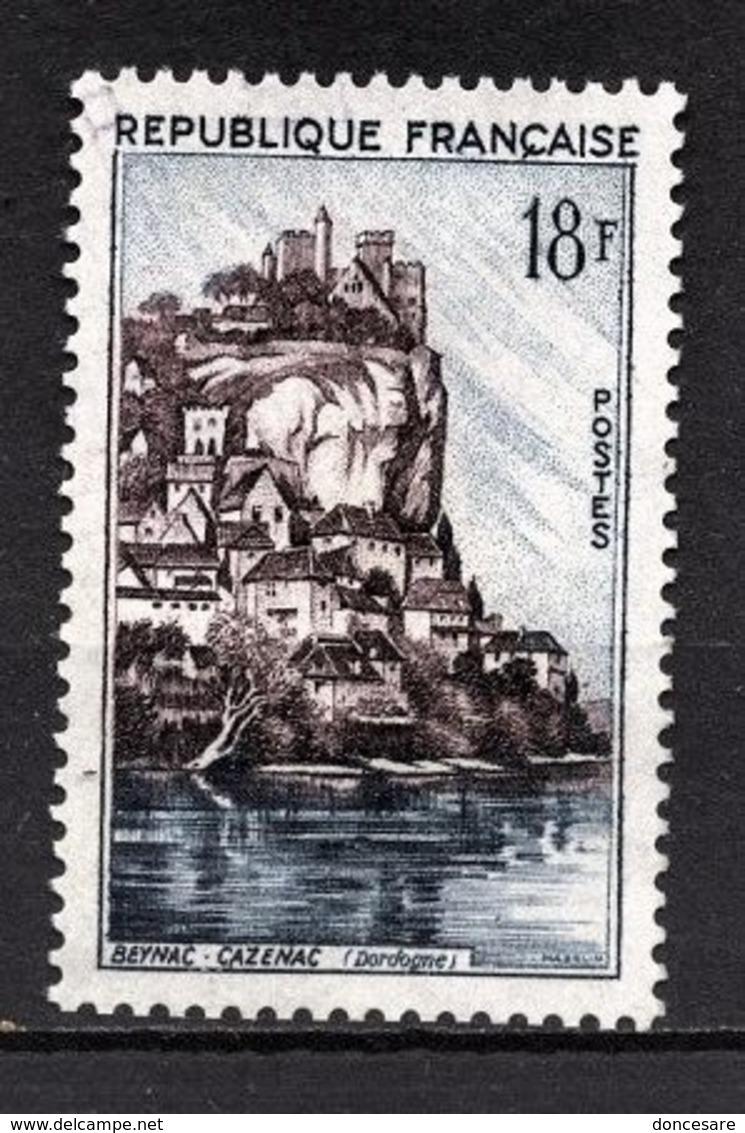 FRANCE 1957 - Y.T. N° 1127 - OBLITERE - Francia