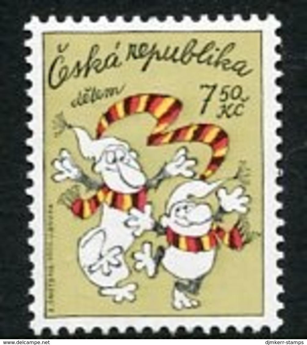 CZECH REPUBLIC 2005 Children's Day MNH / **. Michel 437 - Repubblica Ceca