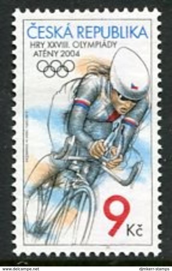 CZECH REPUBLIC 2004 Olympic Games: Athens MNH / **. Michel 404 - Tschechische Republik