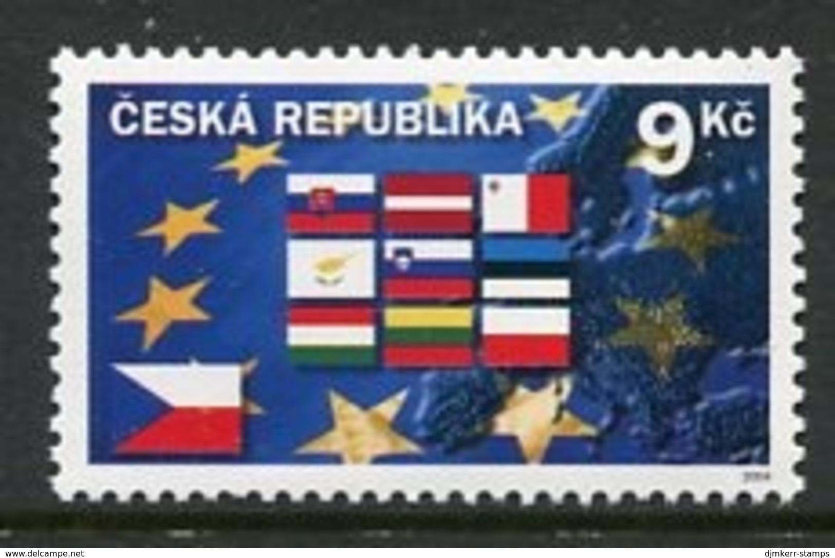 CZECH REPUBLIC 2004 United Europe MNH / **. Michel 394 - Tchéquie