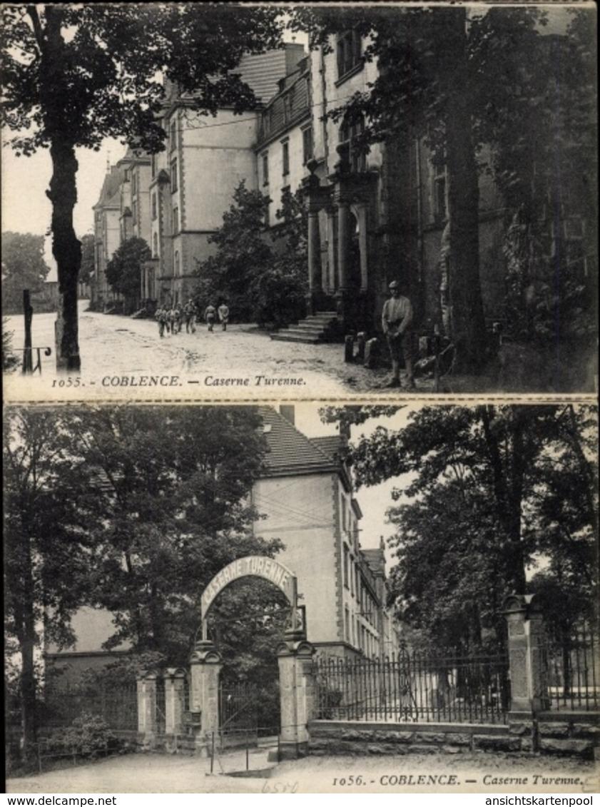 Klapp Cp Koblenz In Rheinland Pfalz, Caserne Turenne, Kaserne - Autres