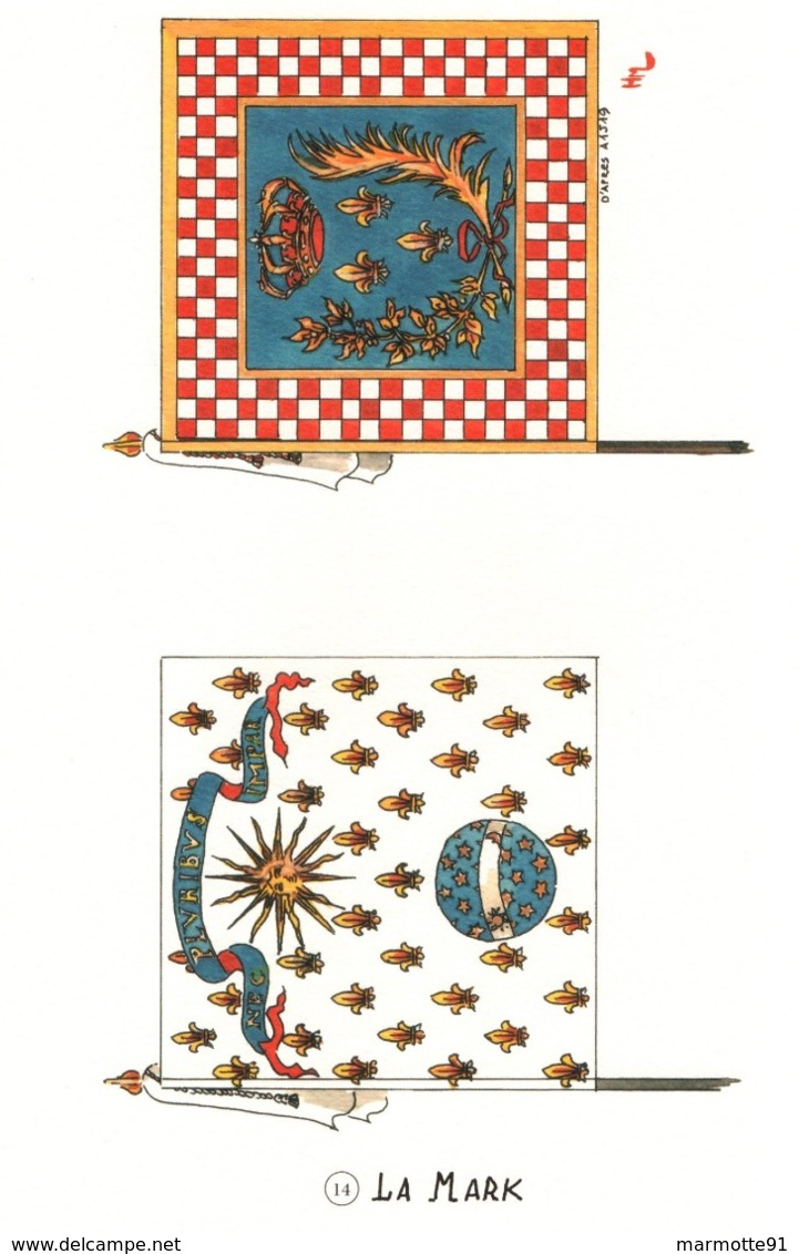 INFANTERIE FRANCAISE ET ETRANGERE SERVICE DE LA FRANCE TAMBOURS ET DRAPEAUX REGLEMENT 1767 - Libros