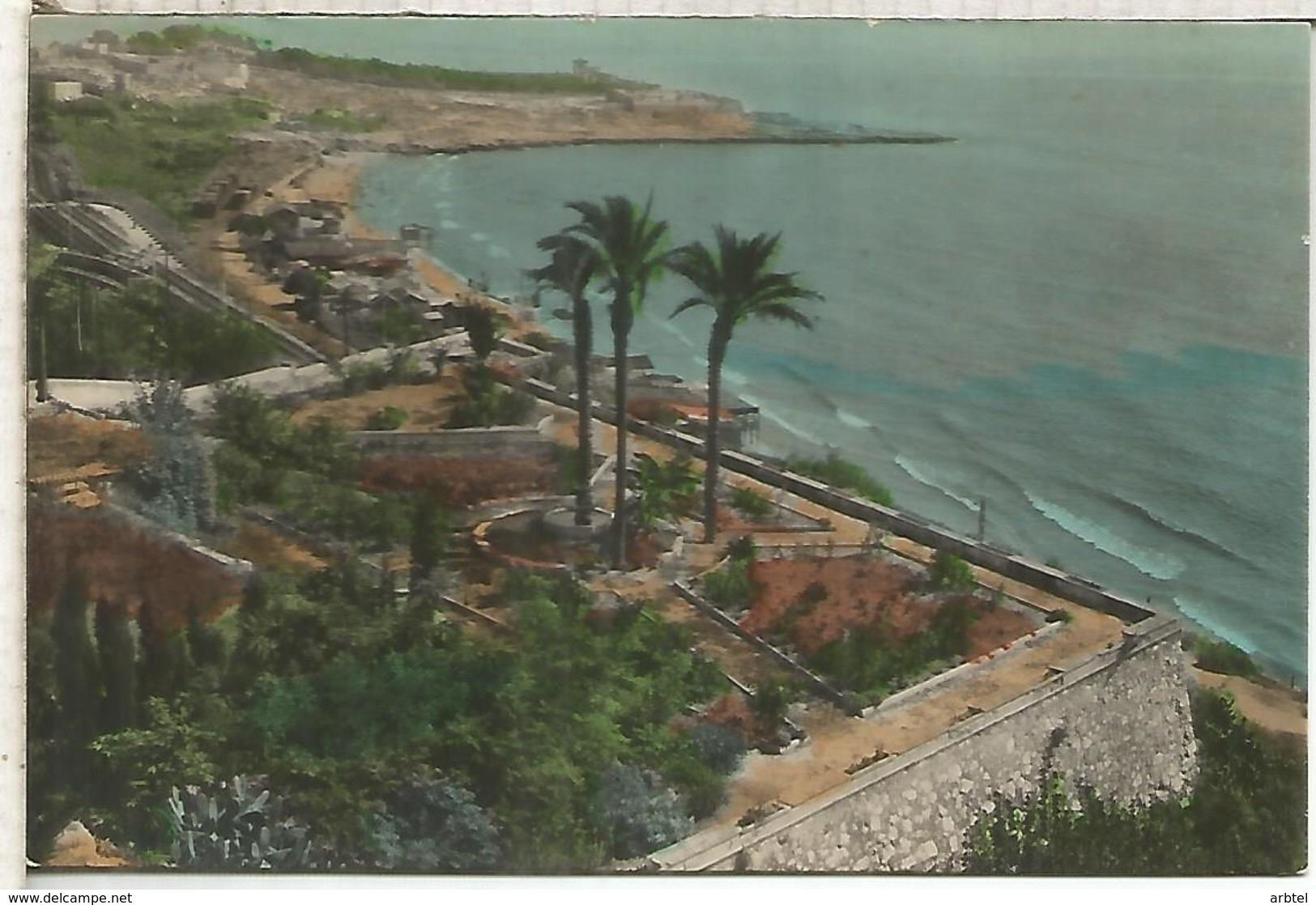 TARRAGONA PLAYA ESCRITA - Tarragona