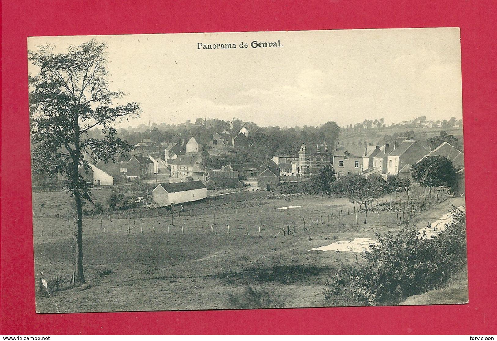 C.P.  Genval = Panorama - Rixensart
