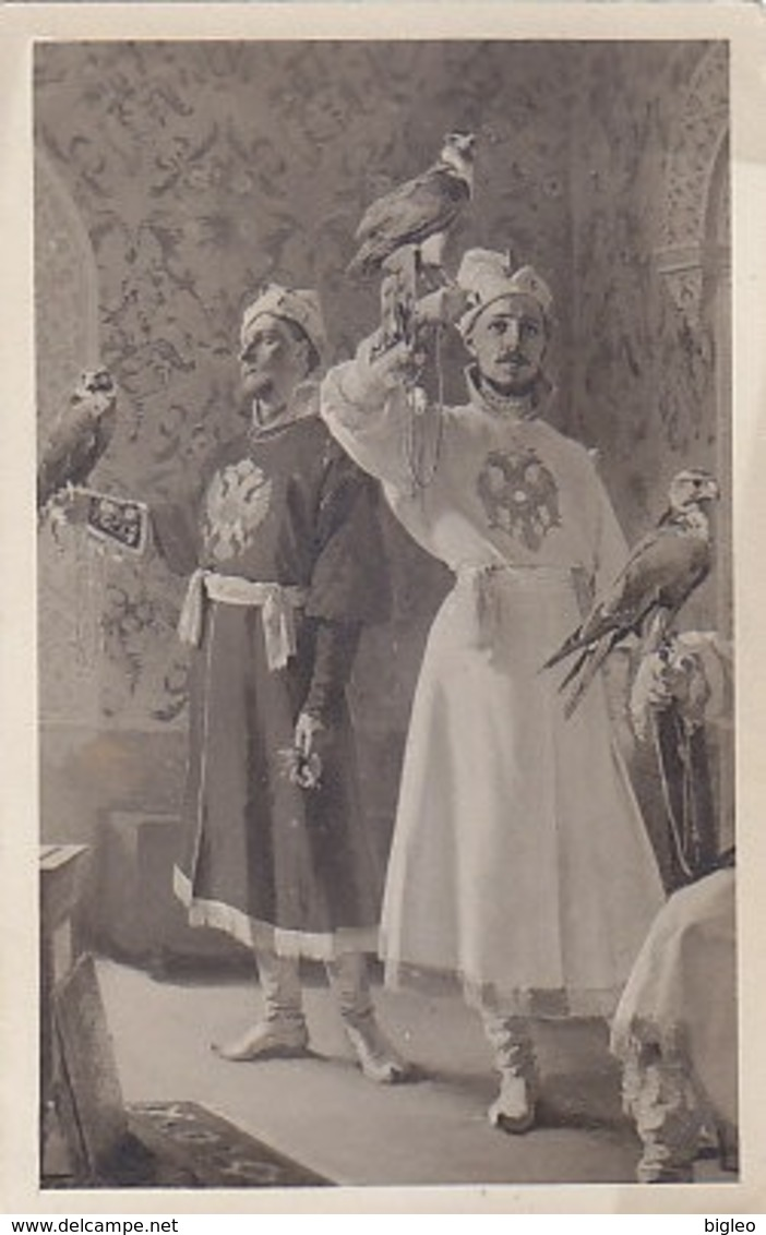 Falkner (verm.Russland)           (A-136-190513) - Ambulanti