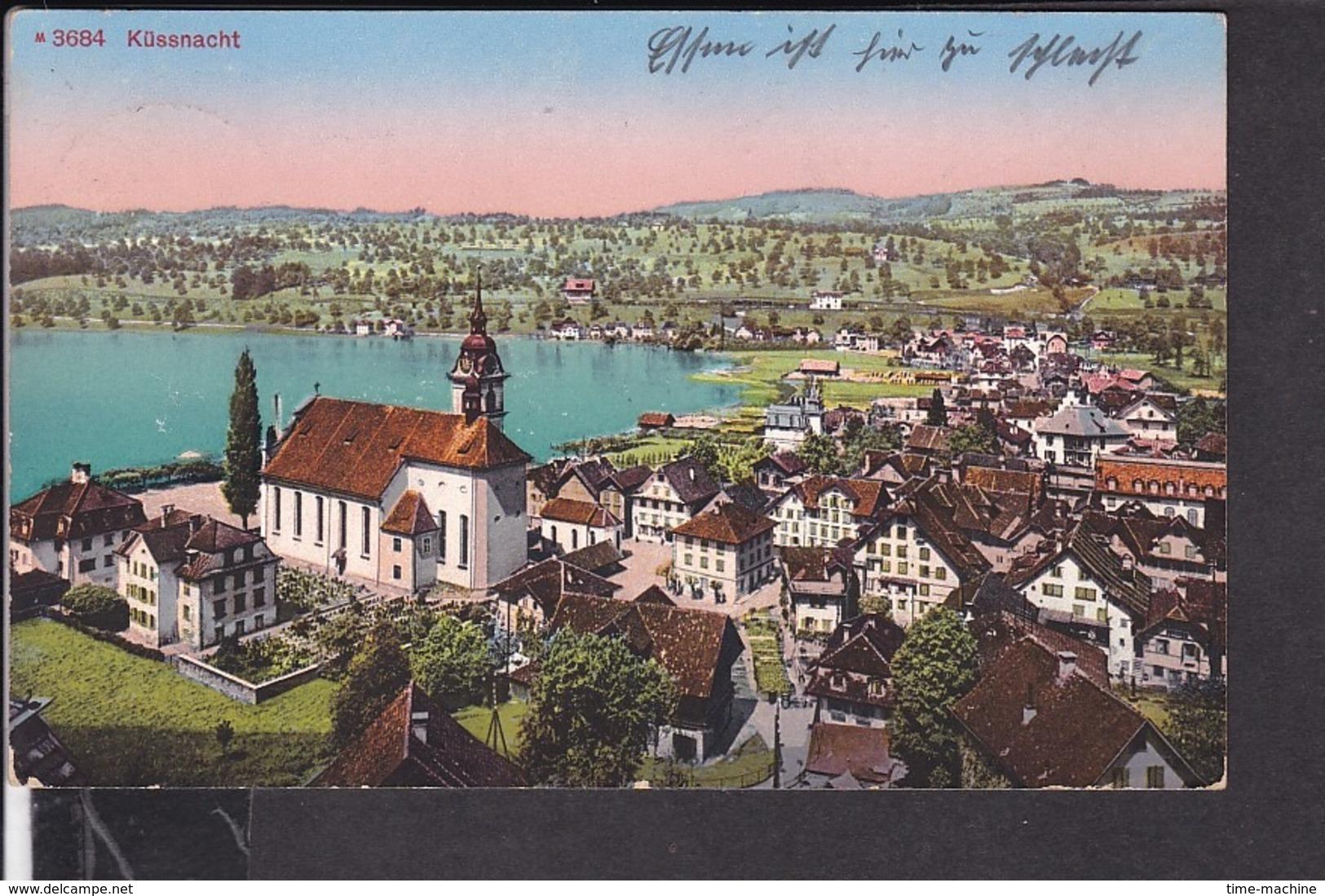 2 Ansichtskarten Küssnacht - SZ Schwyz