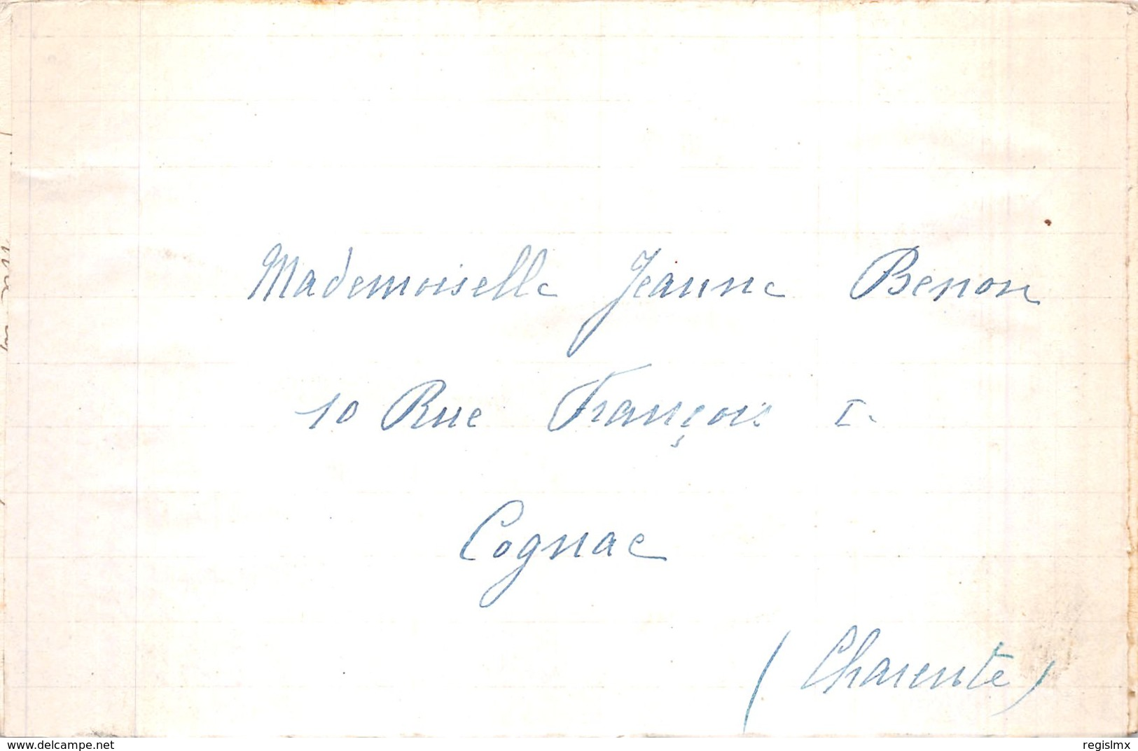 16-ANSAC-N°T1089-G/0381 - France