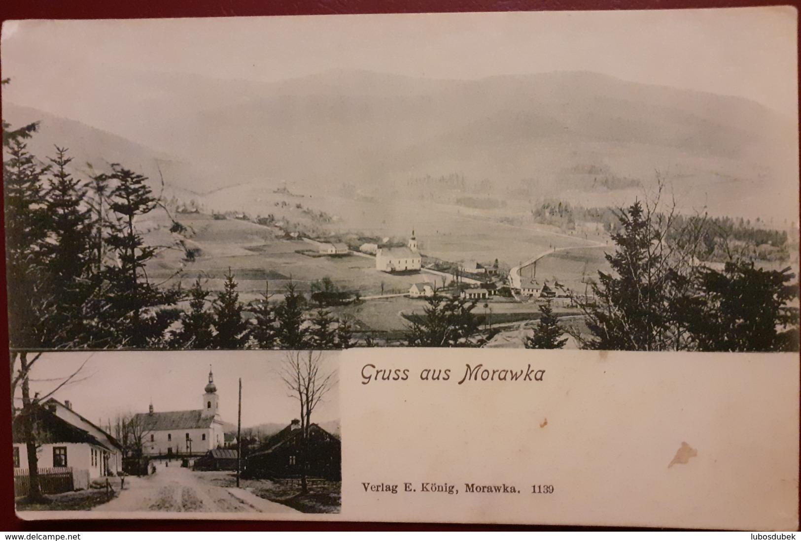 MORÁVKA 1908 - Tchéquie