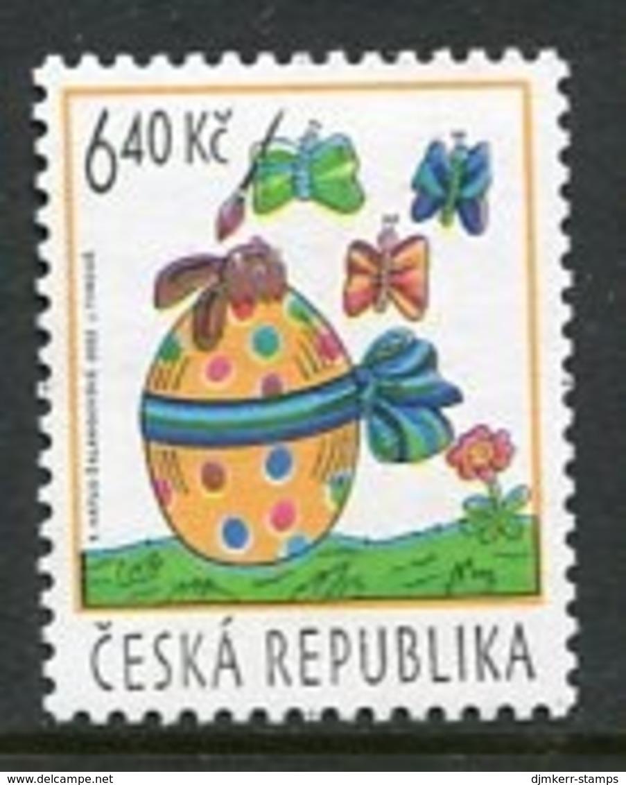 CZECH REPUBLIC 2003 Easter MNH / **.  Michel 350 - República Checa