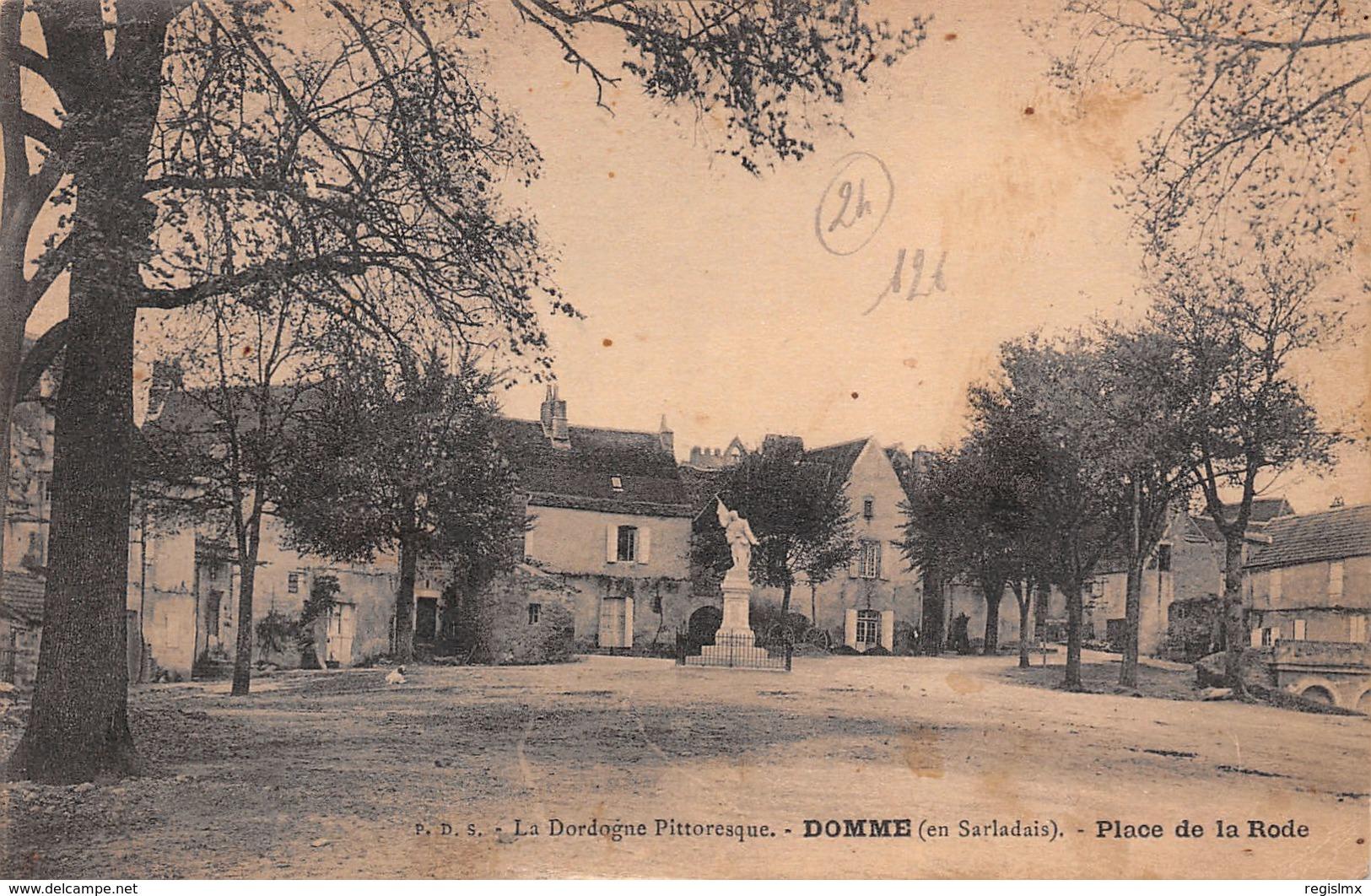 24-DOMME-N°T2557-F/0139 - Frankreich