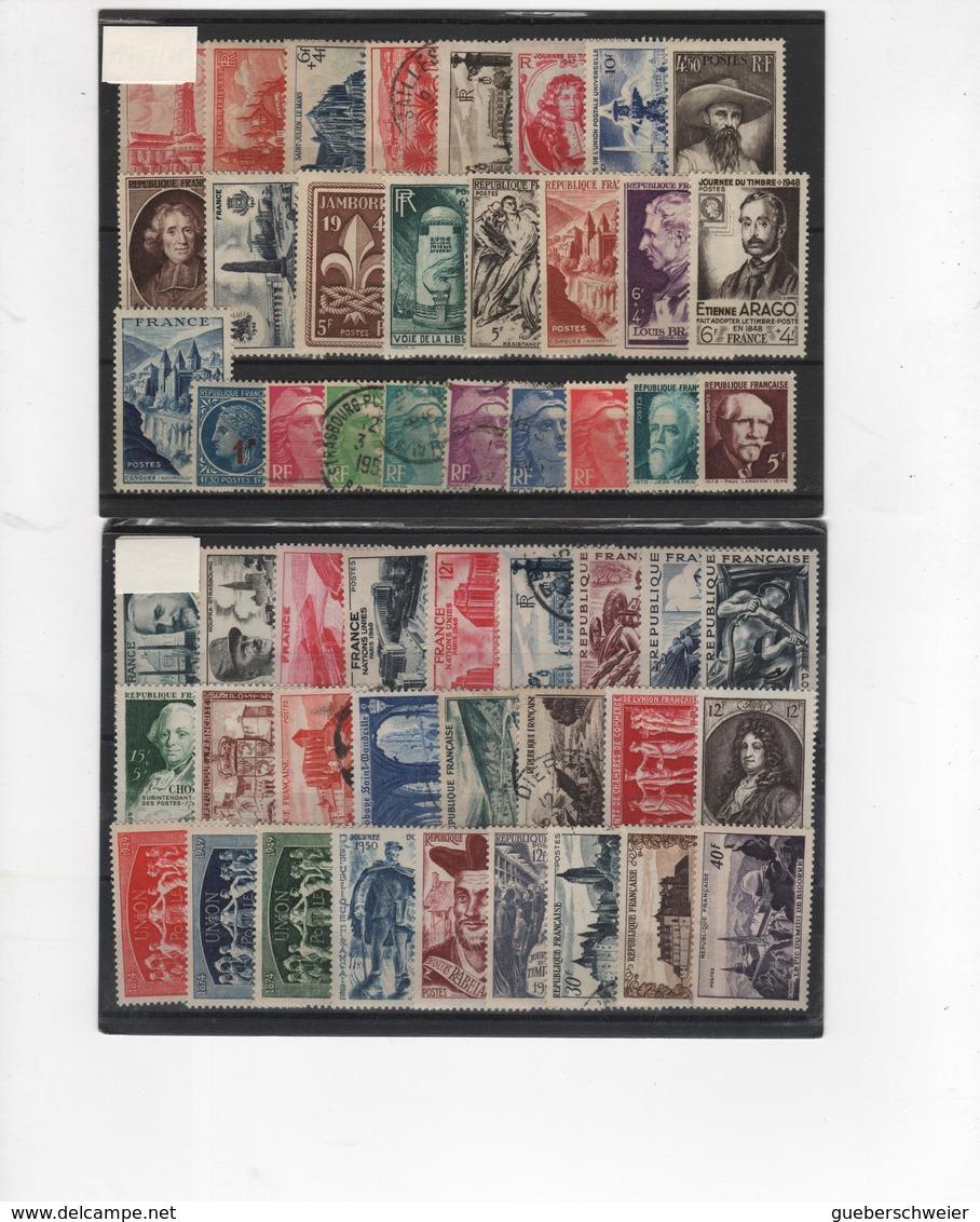 Carton De + 2 Kg De Timbres, Lettres, Entiers Postaux, Aérogrammes, Beau Lot De Timbres De France, Colonies, Andorre Et - France