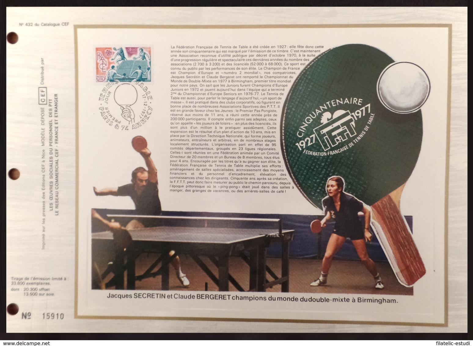 Colección Collection Tenis De Mesa Tenis Table Ping Pong - Colecciones (en álbumes)