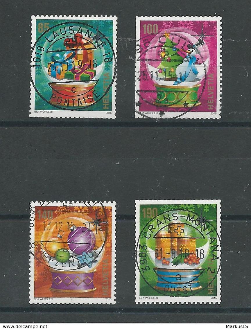 2015 ZNr 1572-1575 (1902) - Schweiz