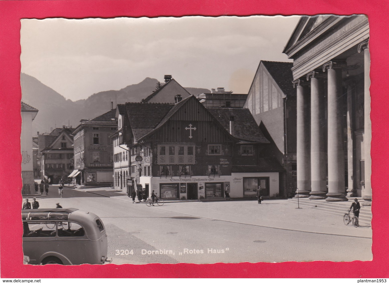 Modern Post Card Of Dornbirn, Vorarlberg, Austria,A37. - Dornbirn