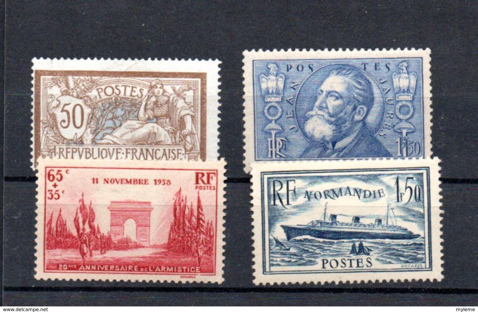 Lot De Timbres ** Côte 585 Euros. A Saisir !!! - Stamps