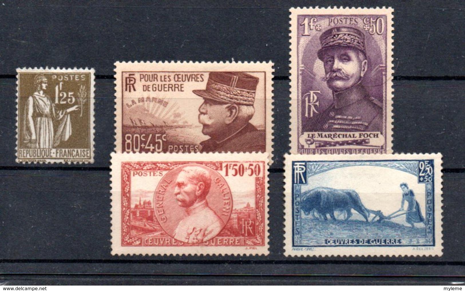 Lot De Timbres ** Côte 270 Euros. A Saisir !!! - Stamps