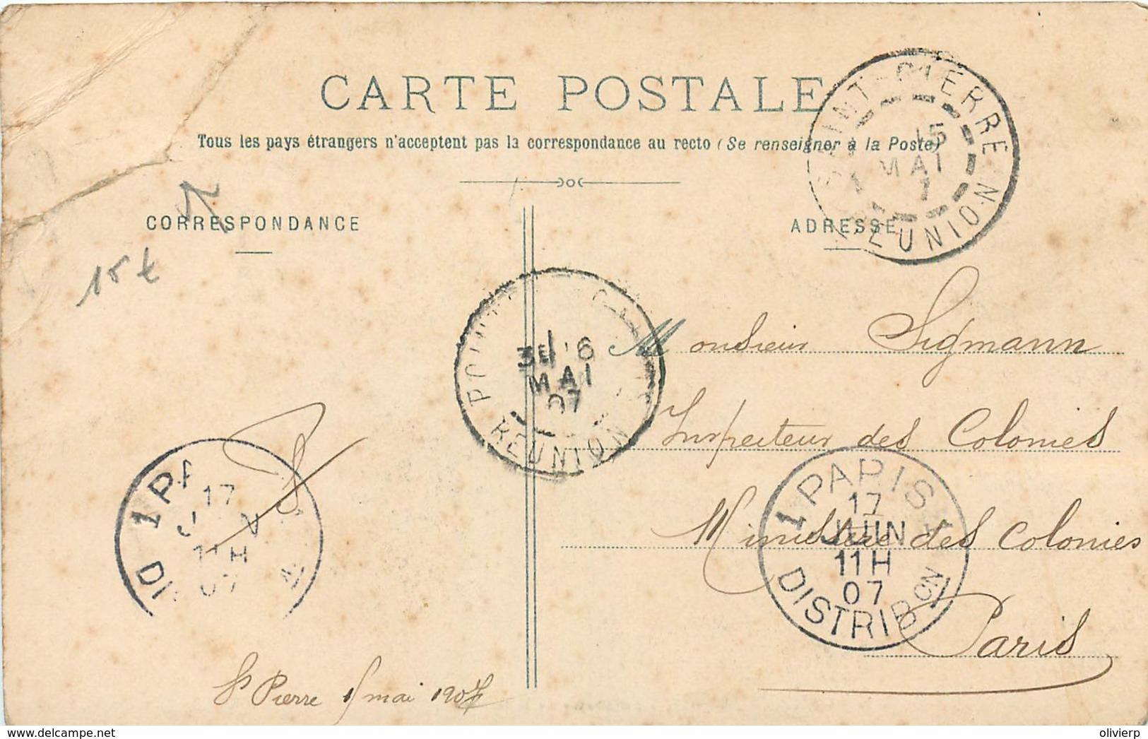 Ile De La Réunion - St.-Denis - Panorama De La Rivière - Petit Pli - Saint Denis