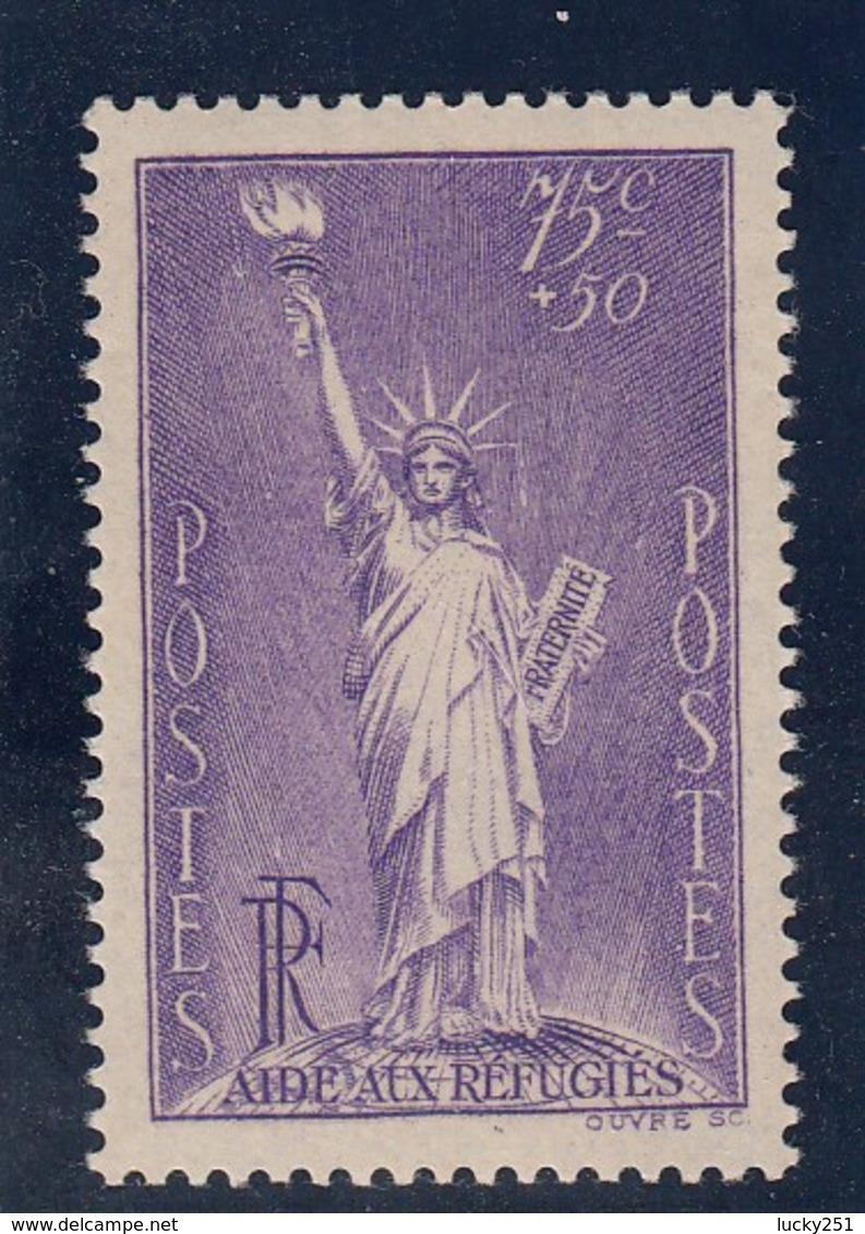 France - 1936 - N° YT 309** - Statue De La Liberté - Francia