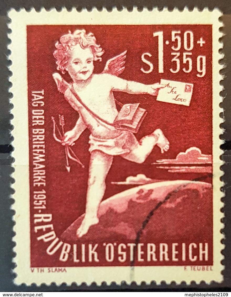 AUSTRIA 1952 - Canceled - ANK 988 - Tag Der Briefmarke - 1945-60 Oblitérés