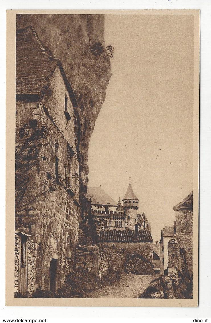 19 ROC-AMADOUR.- Rue De La Mercerie - Rocamadour