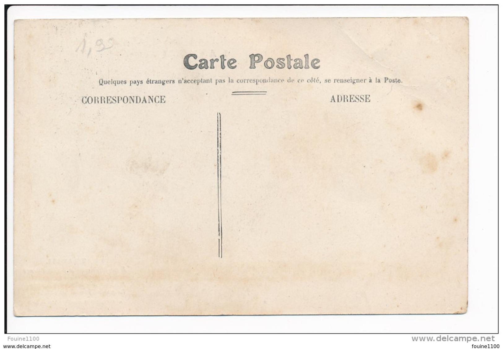 Carte Le Travail En Sabots Et La Muse N° 1  ( A Bonnefoi Ouvrier Berrichon ) Chanson ( Folklore )( Recto Verso ) - Non Classés