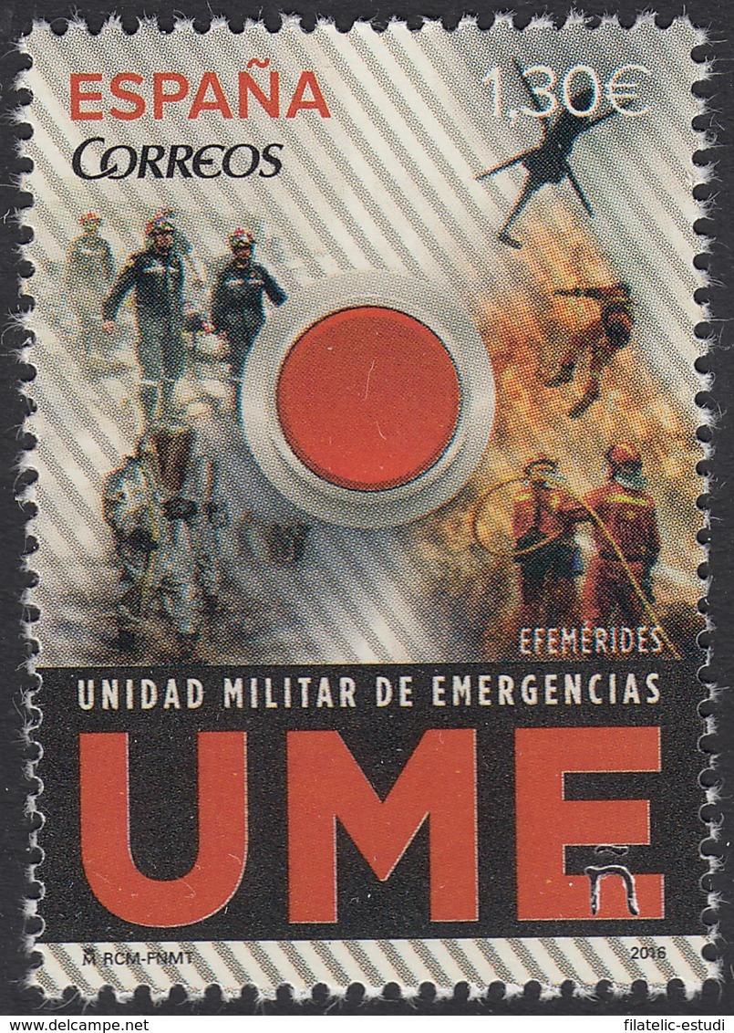España Spain 5032 2016 Efemerides  MNH - Spagna