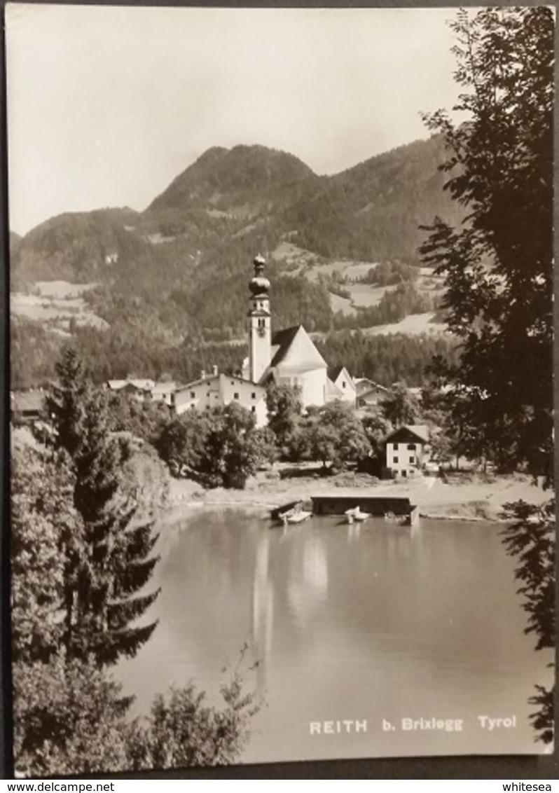 Ak Österreich  - Reith B. Brixlegg  - Übersicht - Brixlegg