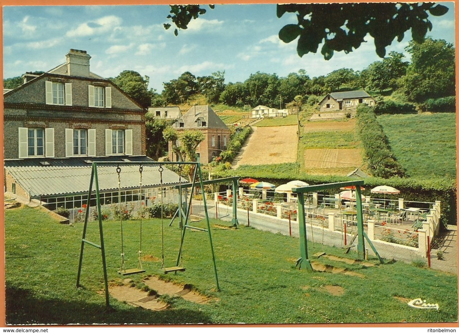 Grainval St Léonard 76 Hotel Des Touristes - France
