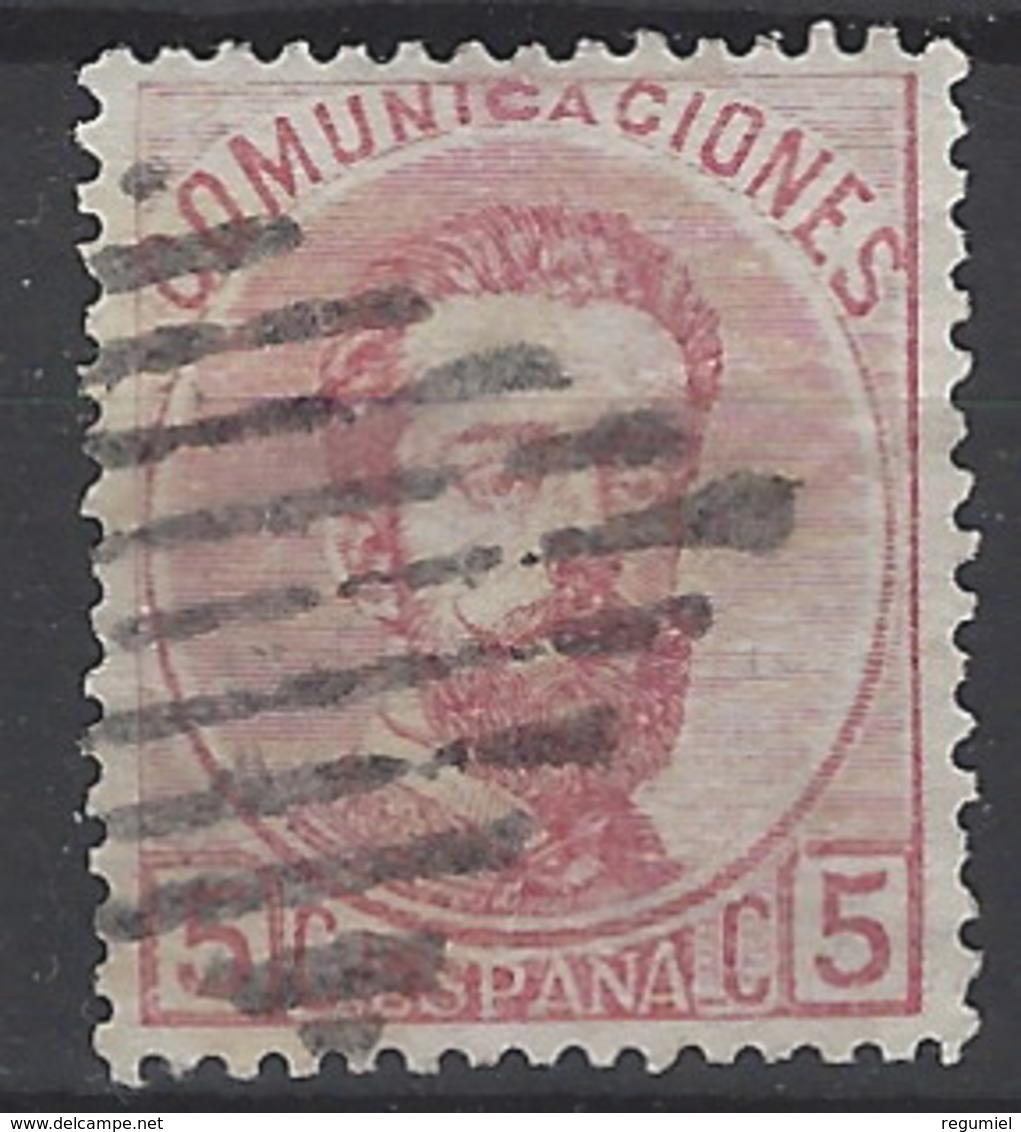 España U 011o (o) Amadeo. 1872. Foto Exacta - Usados