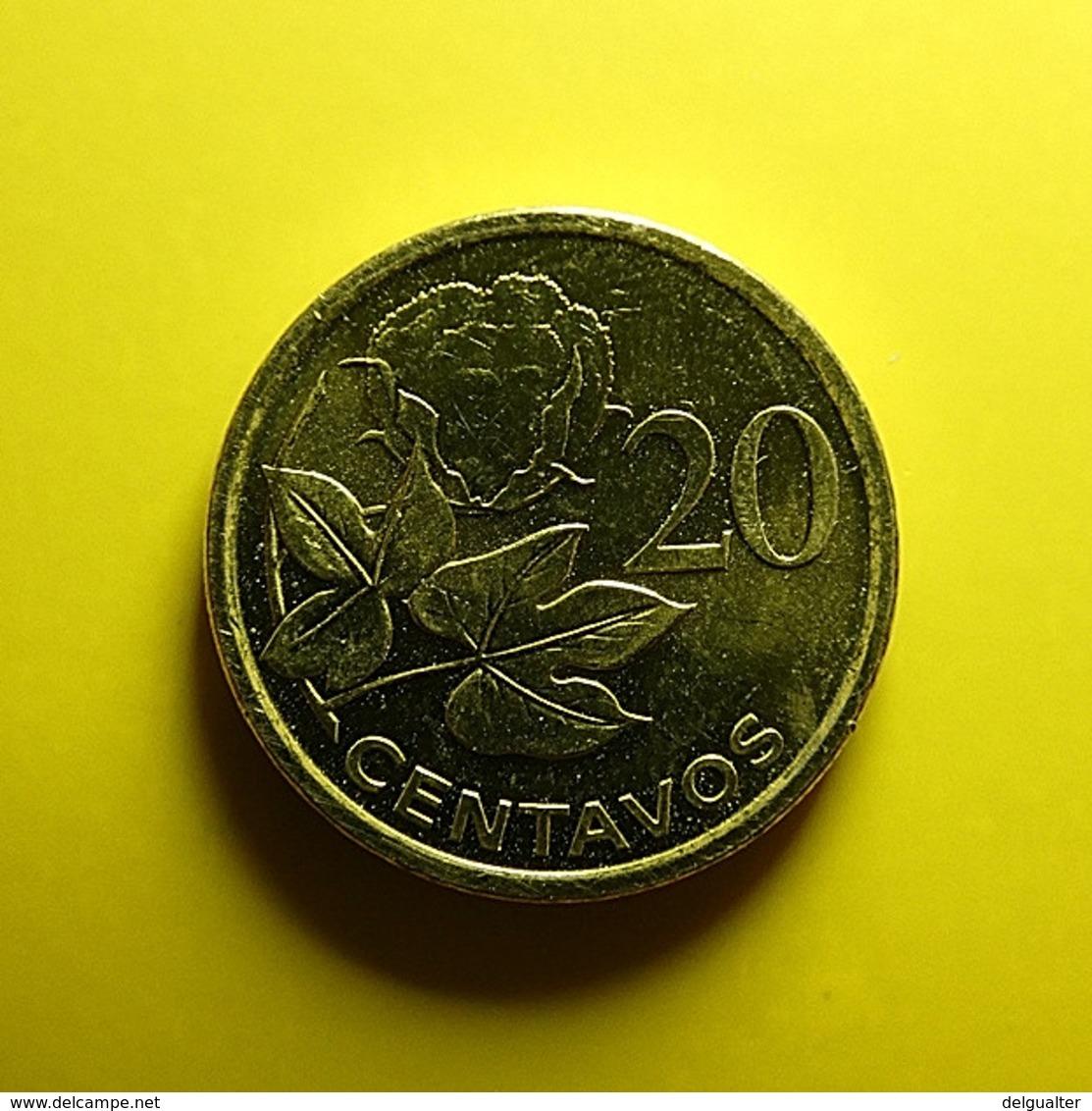 Moçambique 20 Centavos 2006 - Mozambique