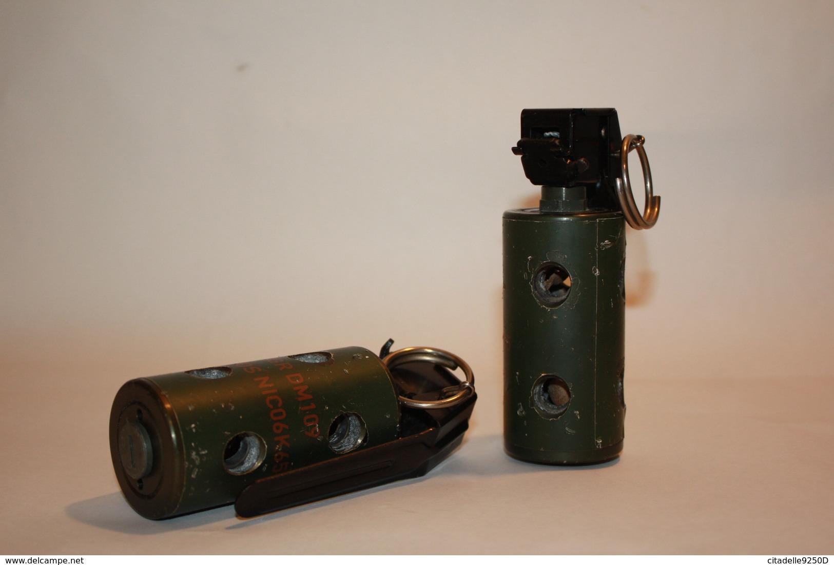 Grenade Flash Bang Neutralisée - Armes Neutralisées
