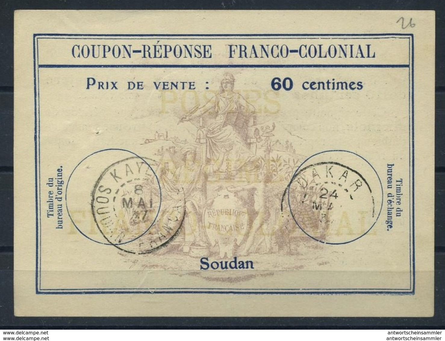 Sammlung + Bestand 10.000++ Internationale Antwortscheine Weltweit Ab 1907 / 10.000++ Reply Coupon Réponse IAS IRC - Collections (without Album)