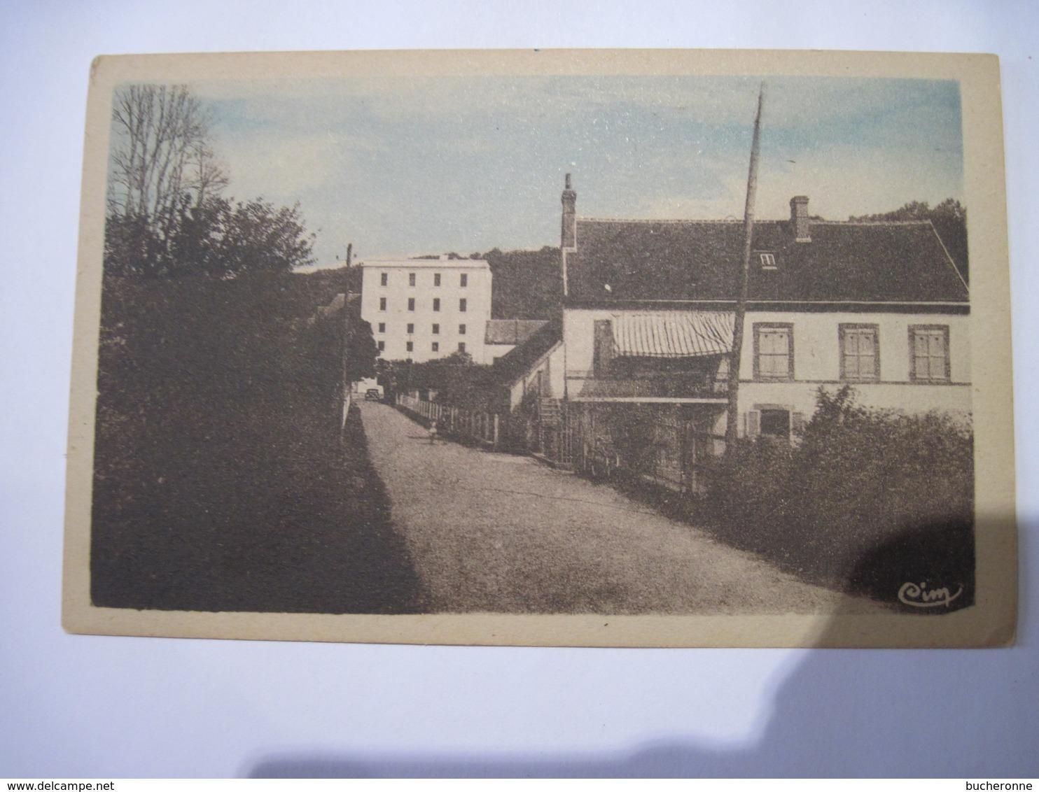 CPA 61 BRETONCELLES Moulin Du Perche-Haute-Planche TBE - France