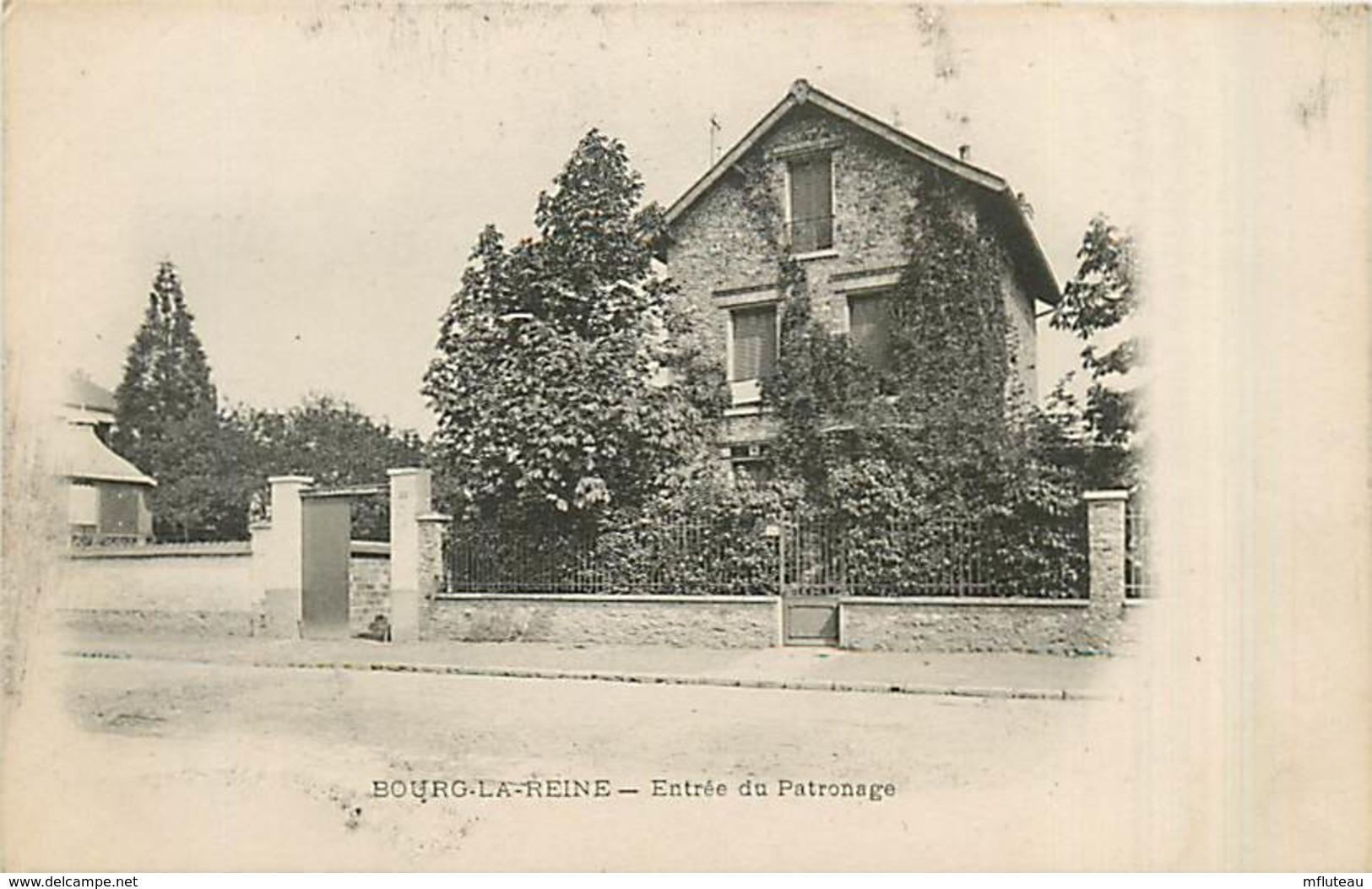 92* BOURG LA REINE Patronage          MA98,0309 - Bourg La Reine
