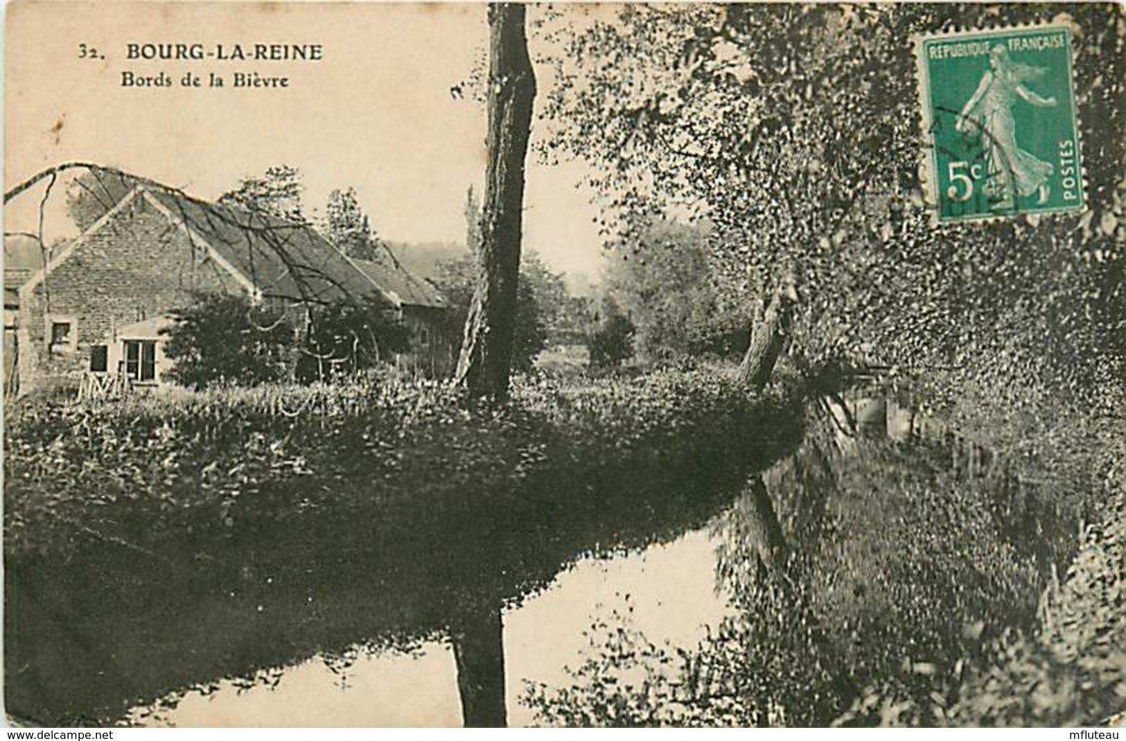 92* BOURG LA REINE  La Bievre             MA98,0422 - Bourg La Reine