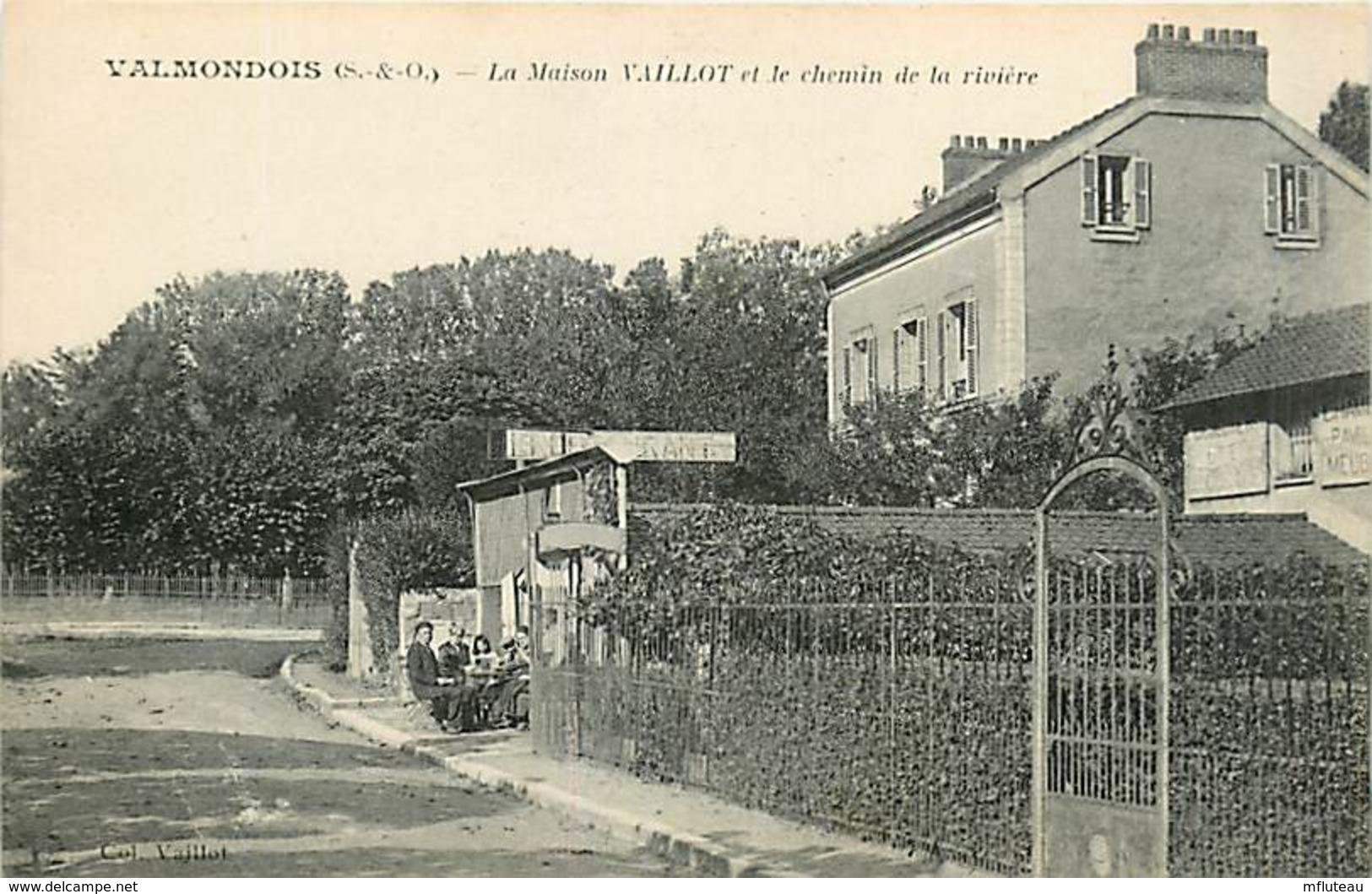 95* VALMONDOIS    Maison Vaillot  MA98,0848 - France